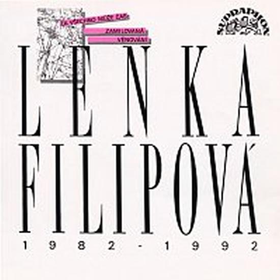 Lenka Filipová 1982 - 92 - CD - Lenka Filipová