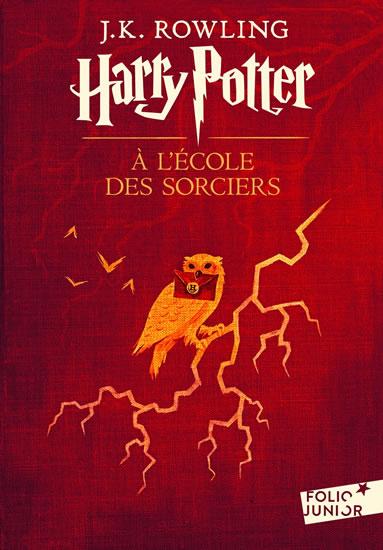 Harry Potter 1: Harry Potter a l´école des sorciers - Joanne K. Rowlingová