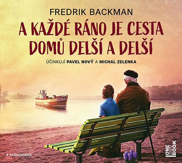 A každé ráno je cesta domů delší a delší - CDmp3 (Čte Pavel Nový a Michal Zelenka)