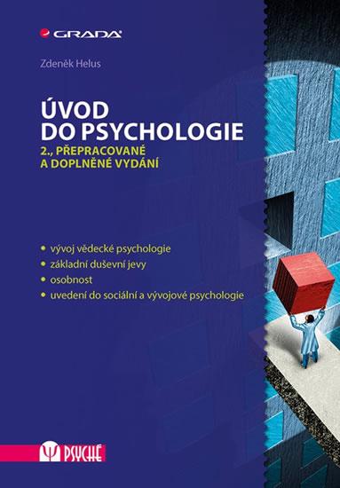 Úvod do psychologie - 2.vydání