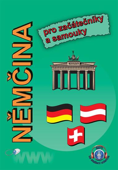 Němčina pro začátečníky a samouky + MP3 ke stažení zdarma - Štěpánka Pařízková