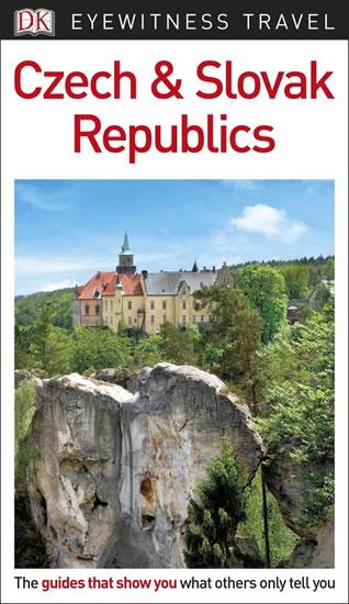 Czech & Slovak Republics - DK Eyewitness Travel Guide 2018