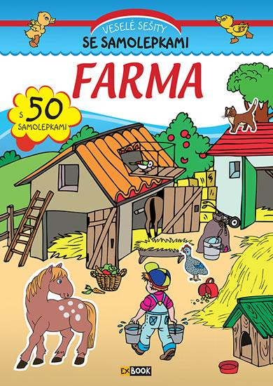 Farma - Veselé sešity se samolepkami