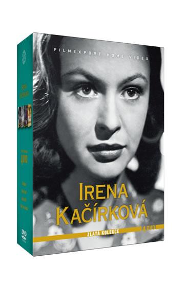 Irena Kačírková - Zlatá kolekce - 4 DVD