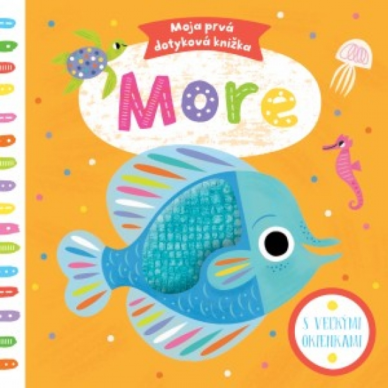 More-moja prvá dotyková knižka - Alison Black