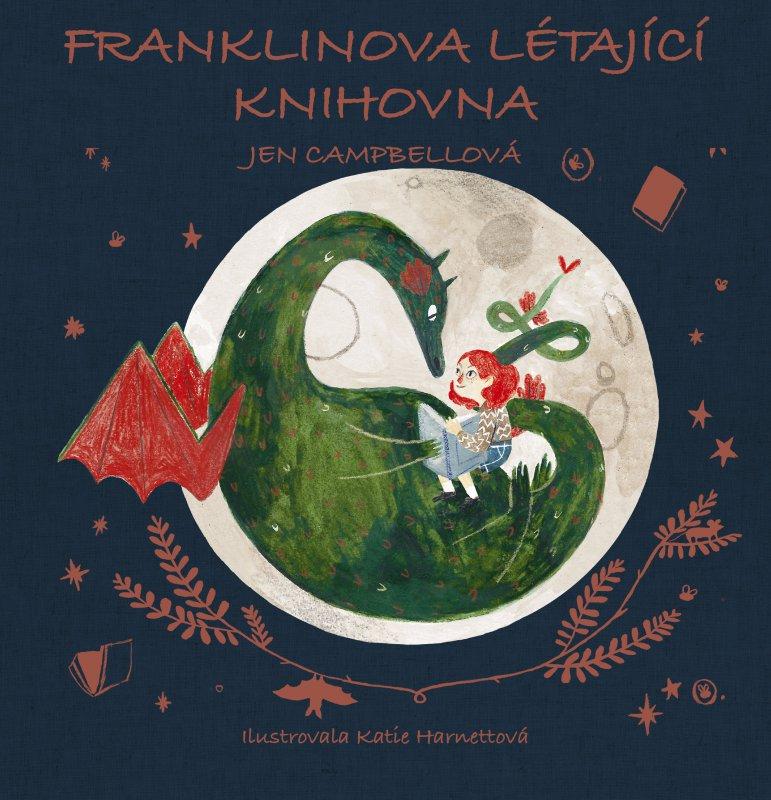 Franklinova létající knihovna - Jen Campbell