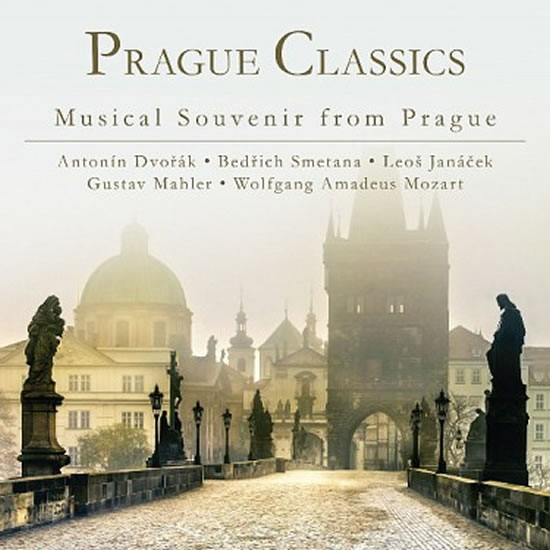 Prague Classics / Musical Souvenir from Prague - CD