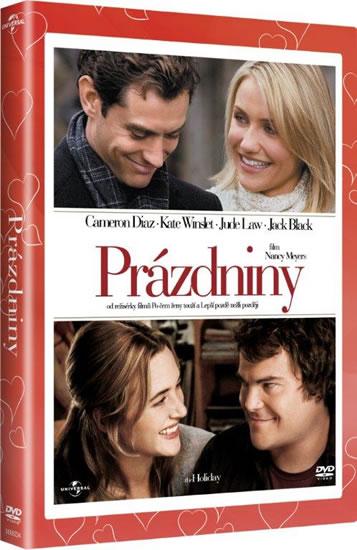 Prázdniny (edice Valentýn) - DVD
