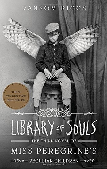 Library of Souls: The Third Novel of Miss Peregrine´s Peculiar Children - Ransom Riggs