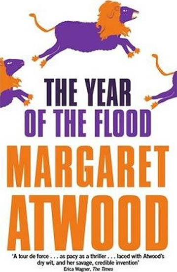 The Year Of The Flood - Margaret Atwoodová