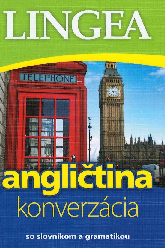 Angličtina - konverzácia so slovníkom a gramatikou-5.vydanie