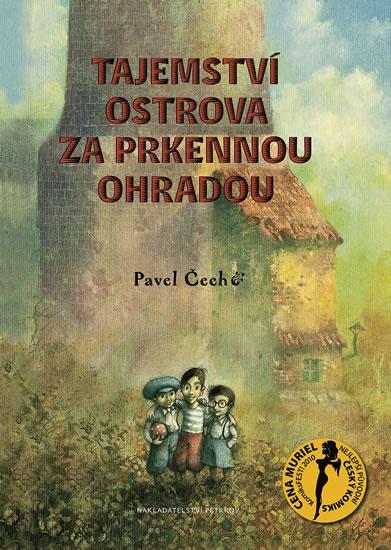 Tajemství ostrova za prkennou ohradou - Pavel Čech