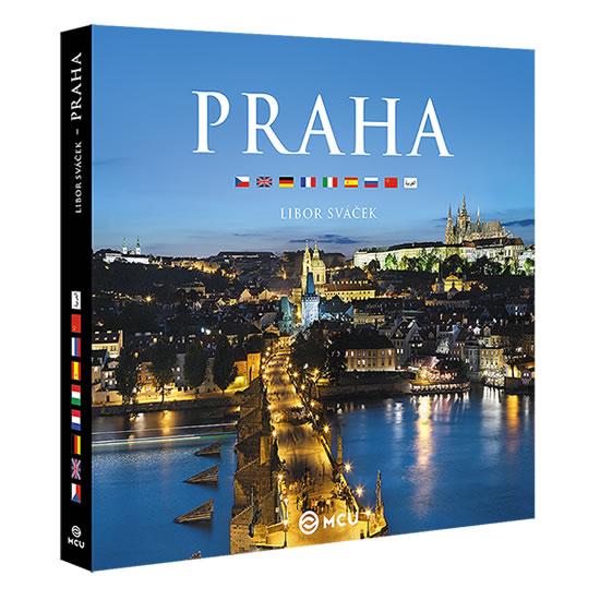 Praha - velká / vícejazyčná - Libor Sváček