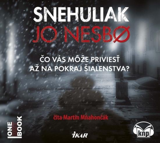 Snehuliak - KNP (audiokniha) - Jo Nesbo