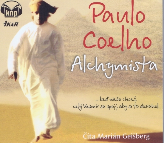 Alchymista - KNP (audiokniha), 2.vydanie