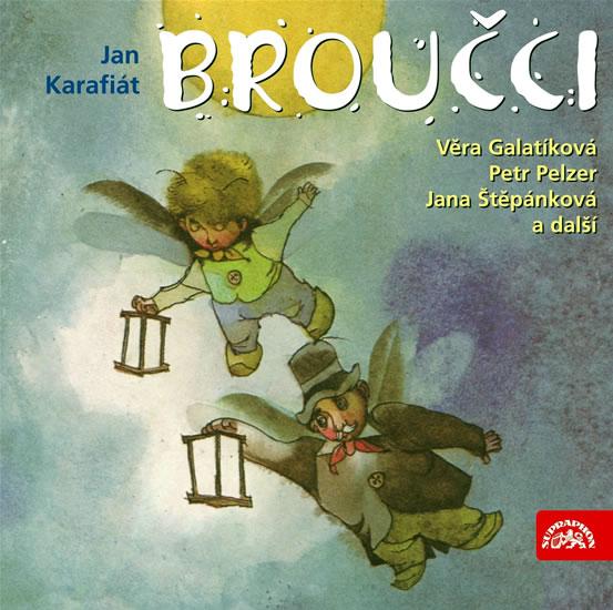 Broučci - Jan Karafiát 2CD