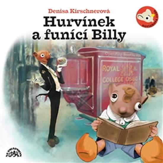 Hurvínek a funící Billy - CD