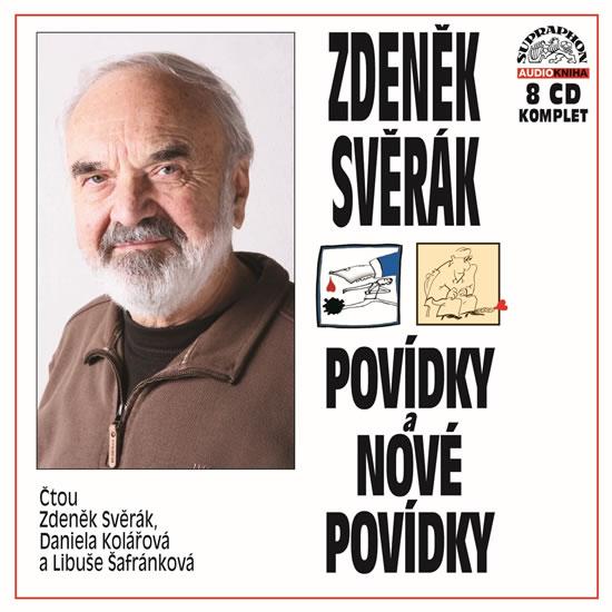 Povídky a nové povídky - 8CD - Zdeněk Svěrák
