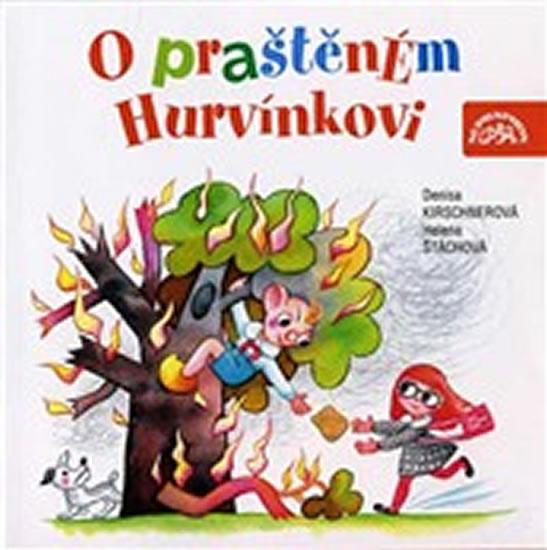 O praštěném Hurvínkovi - CD