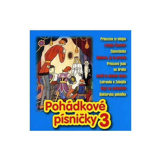 Pohádkové písničky 3 - CD