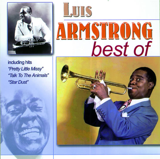 Luis Armstrong - Best of - CD