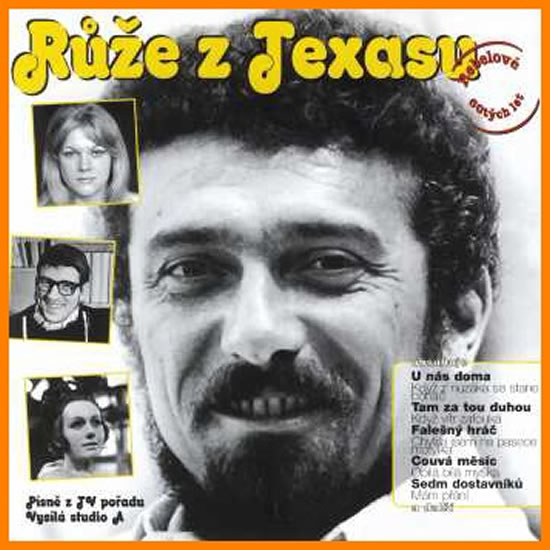 Růže z Texasu - CD