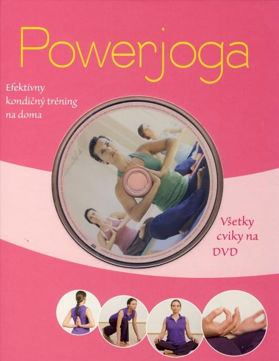 Powerjoga - Všetky cviky na DVD - Christa G. Traczinskiu, Robert S. Polster