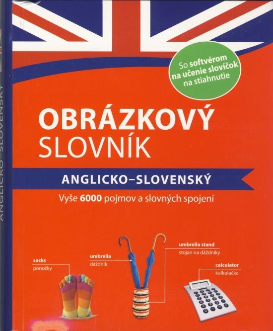 Obrázkový slovník: anglicko-slovenský