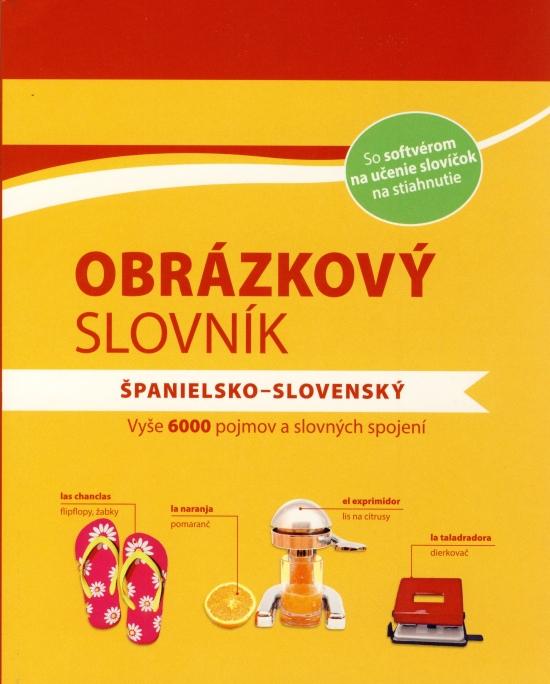Obrázkový slovník: španielsko-slovenský