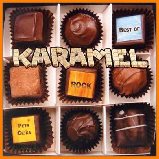 Petr Čejka & Karamel - Best of Karamel - CD