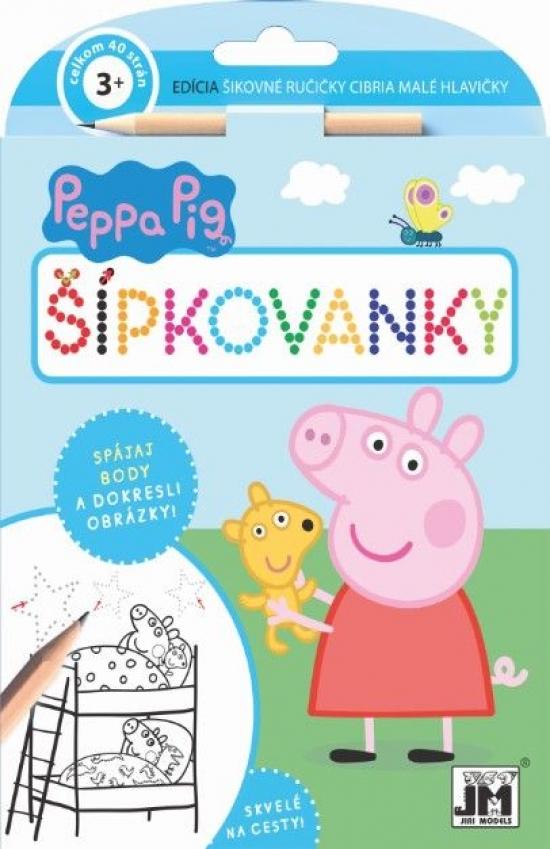 Šípkovanky/ Prasiatko Peppa
