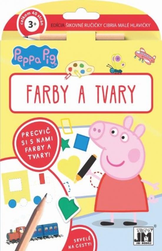 Farby a tvary/ Prasiatko Peppa