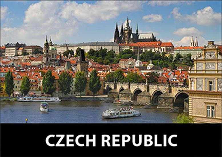 Česká republika /mini formát - Libor Sváček