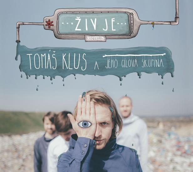 Živ je - 2CD - Tomáš Klus