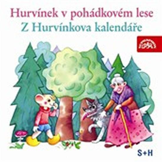 Hurvínek v pohádkovém lese, Z Hurvínk - CD