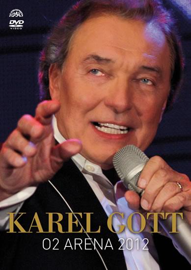 Gott Karel - O2 Arena 2012 - 2DVD