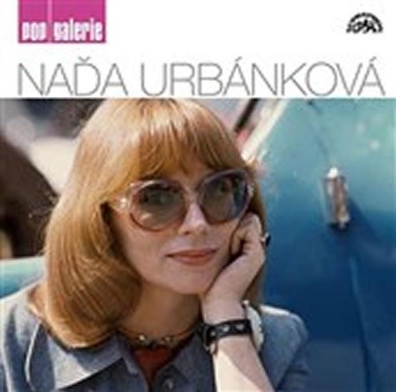 Urbánková - Pop galerie CD - Naďa Urbánková