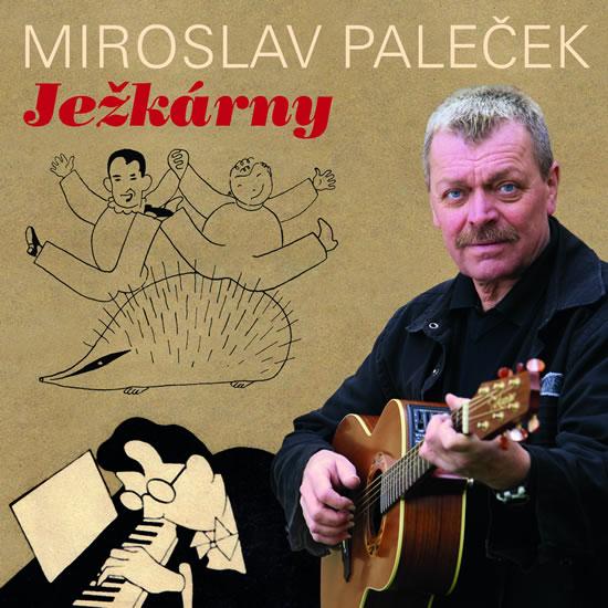 Ježkárny - CD - Jaroslav Ježek, Miroslav Paleček