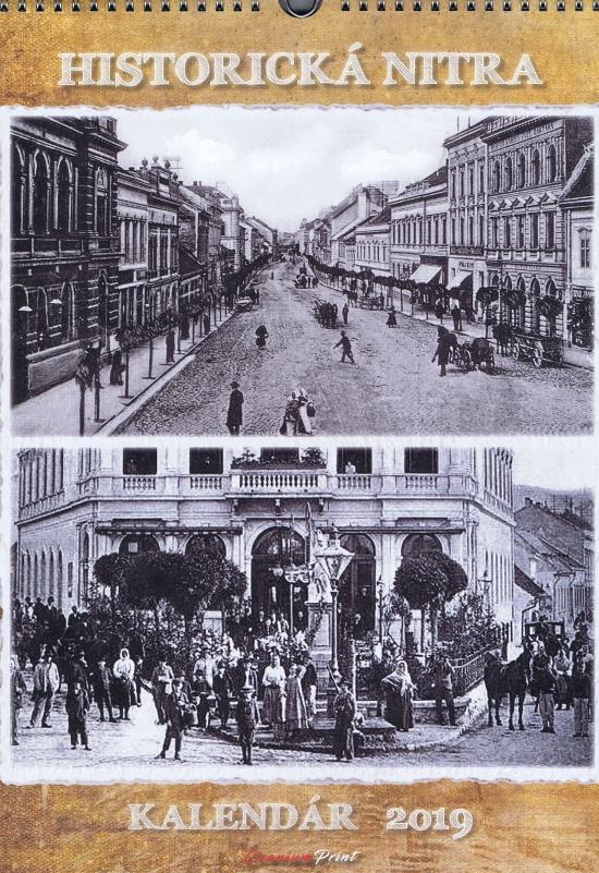 K-Historická Nitra 2019-nástenný