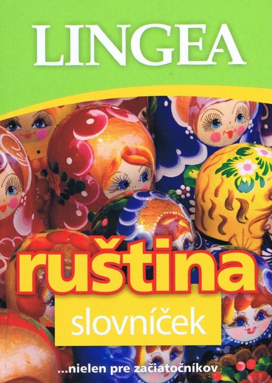 Ruština slovníček - 2. vydanie