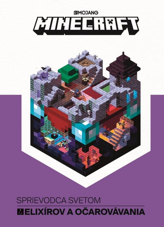 Minecraft Sprievodca svetom elixírov a očarovávania