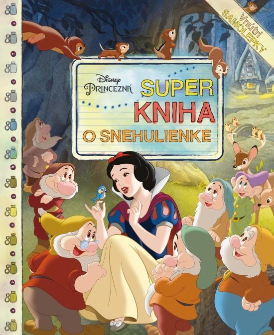 Princezná - Super kniha o princeznách