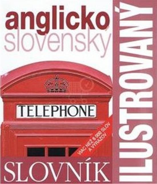 Ilustrovaný slovník anglicko-slovenský