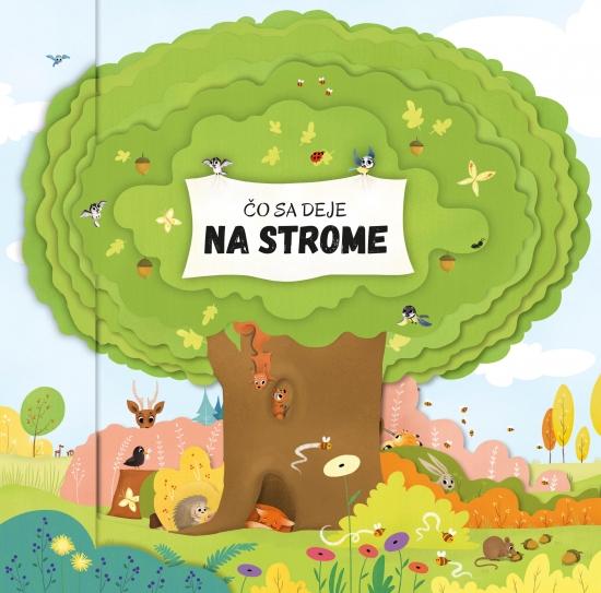 Čo sa deje na strome - Petra Bartíková