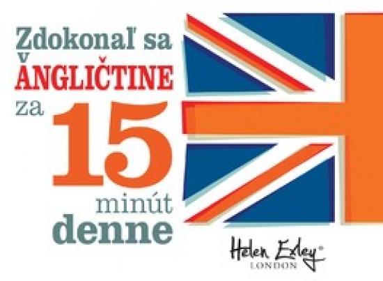 Zdokonaľ sa v angličtine za 15 minút denne