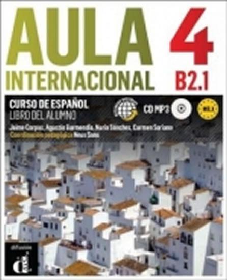 Aulu Internacional Nueva edición 4 (B2.1) – Libro del alumno + CD