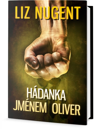 Hádanka jménem Oliver - Liz Nugent