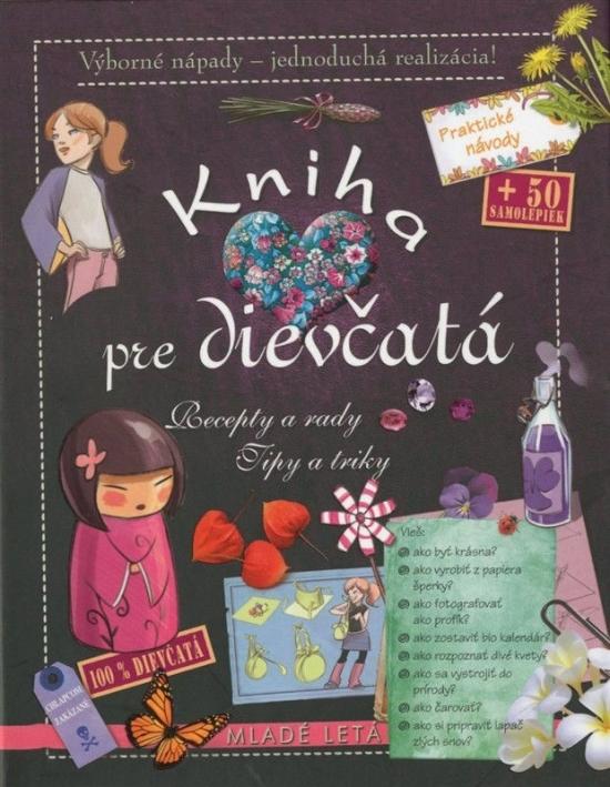 Kniha pre dievčatá - 3. vyd.