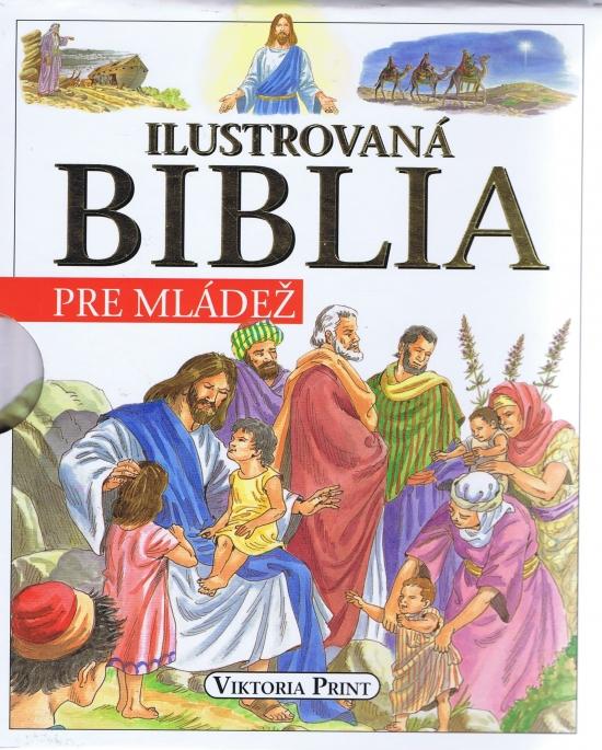 Ilustrovaná Biblia pre mládež