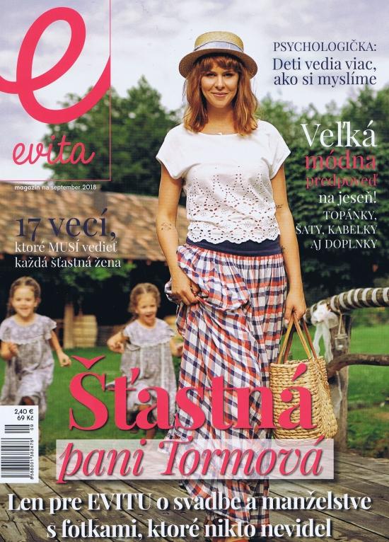Evita magazín 09/2018